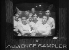 The audience sampler from The Year of the Sex Olympics